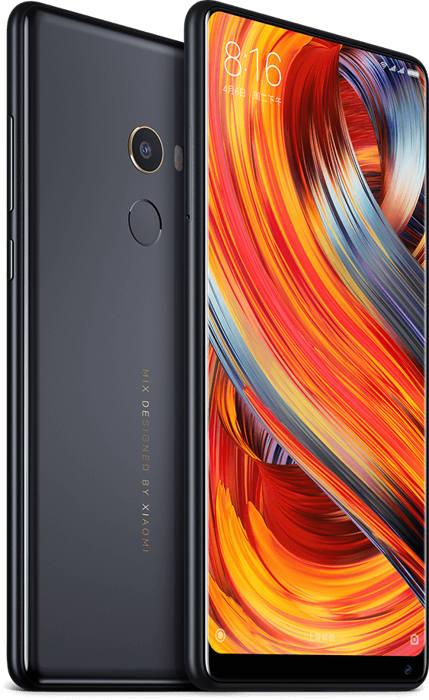 mejores smartphone chinos del 2018 Xiaomi Mi Mix 2
