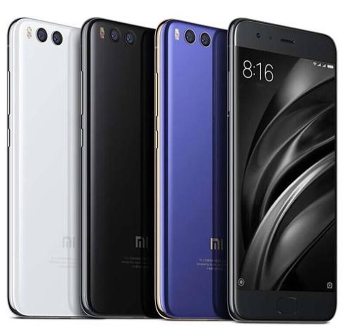 mejores smartphone chinos del 2018 Xiaomi Mi6