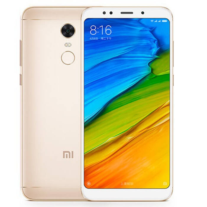 mejores smartphone chinos del 2018 Xiaomi Redmi 5 Plus