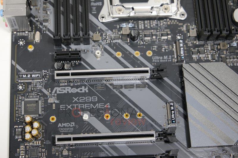 ASRock X299 Extreme4 m.2