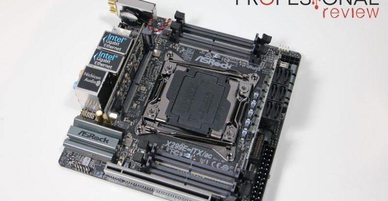 Photo of ASRock X299E-ITX/ac Review en Español (Análisis completo)