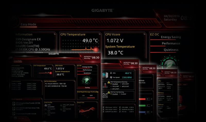 Gigabyte Z370 Aorus Gaming 3 BIOS