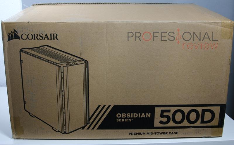 Corsair Obsidian 500D Review