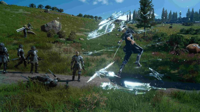 demo jugable de Final Fantasy XV Windows Edition llega a Steam