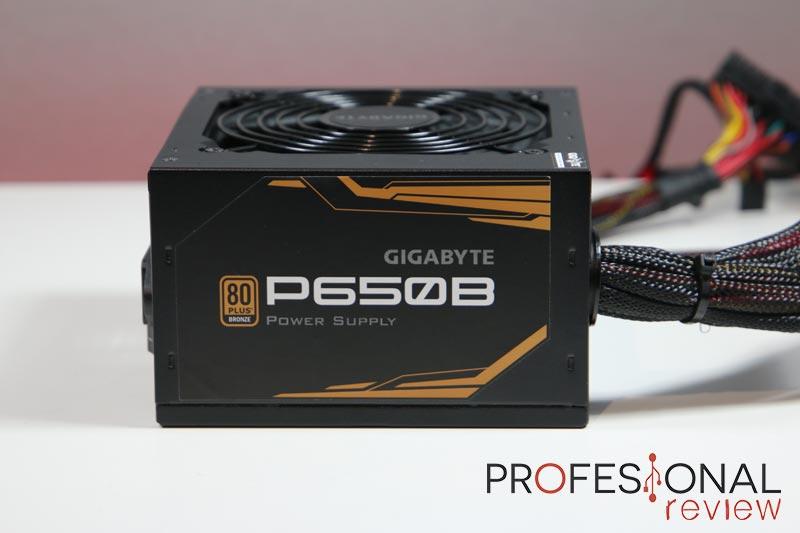 Gigabyte P650B análisis