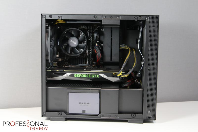 NZXT H200i review