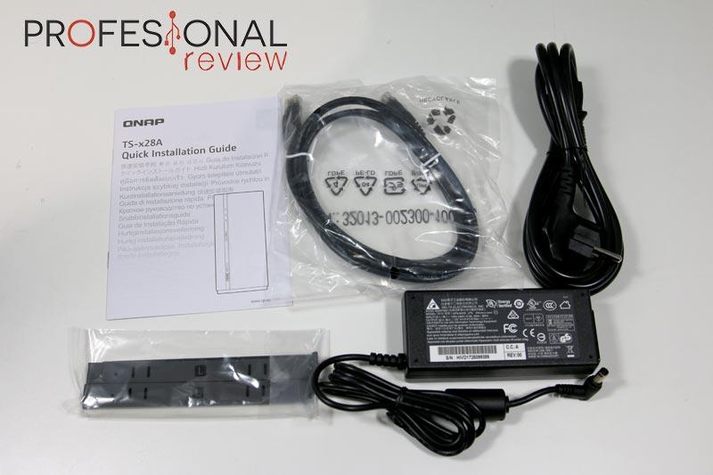 QNAP TS-228A accesorios