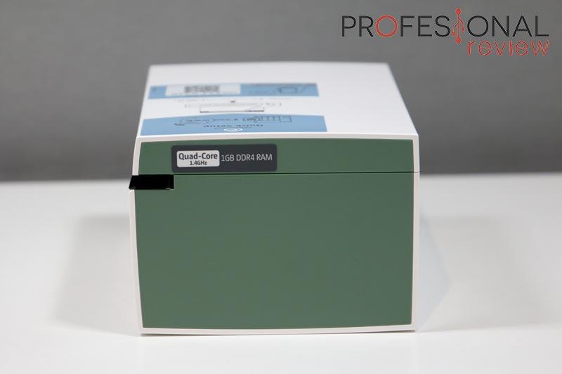 QNAP TS-228A análisis