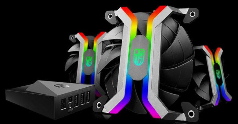 Photo of Nuevos ventiladores Deepcool MF120 con un diseño sin marcos
