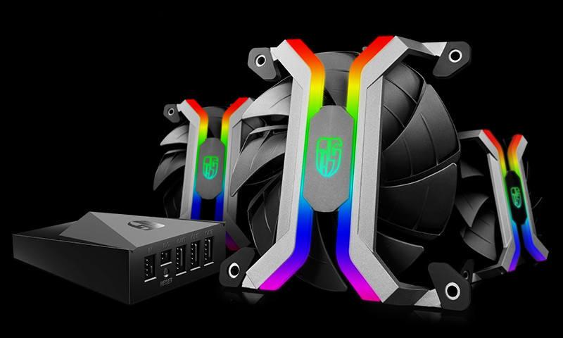 ventiladores sin marcos Deepcool MF120