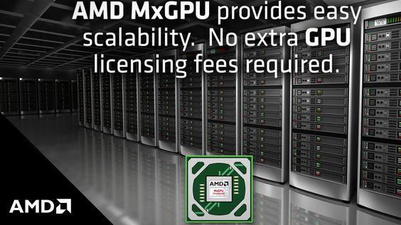 Photo of AMD anuncia MxGPU, La primera GPU virtual basada en hardware