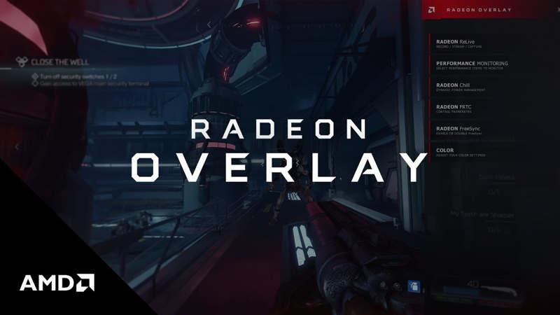 AMD te ayuda a exprimir Radeon Overlay y Radeon WattMan