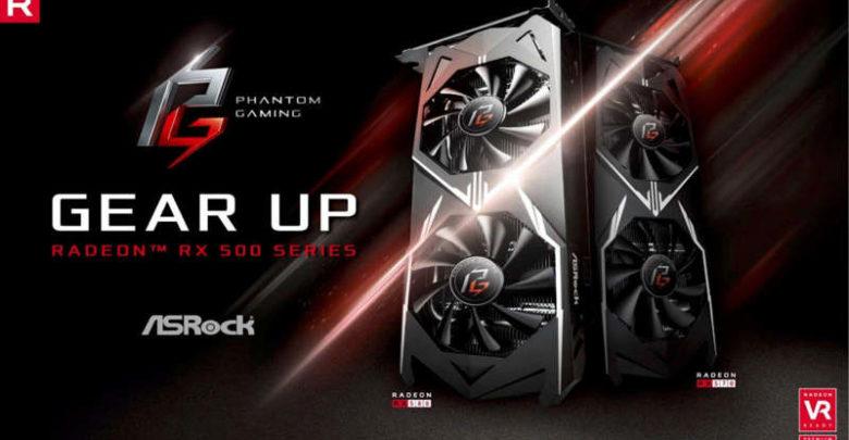 Photo of ASRock Radeon RX 500 Phantom Gaming se dejan ver en imágenes