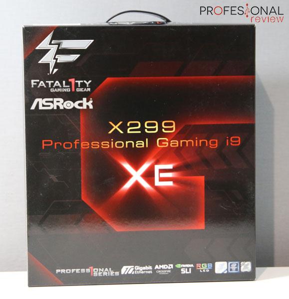 ASRock X299 Professional Gaming XE