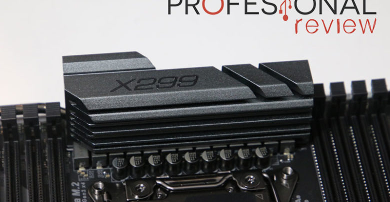 Photo of ASRock X299 Professional Gaming XE Review en Español (Análisis completo)