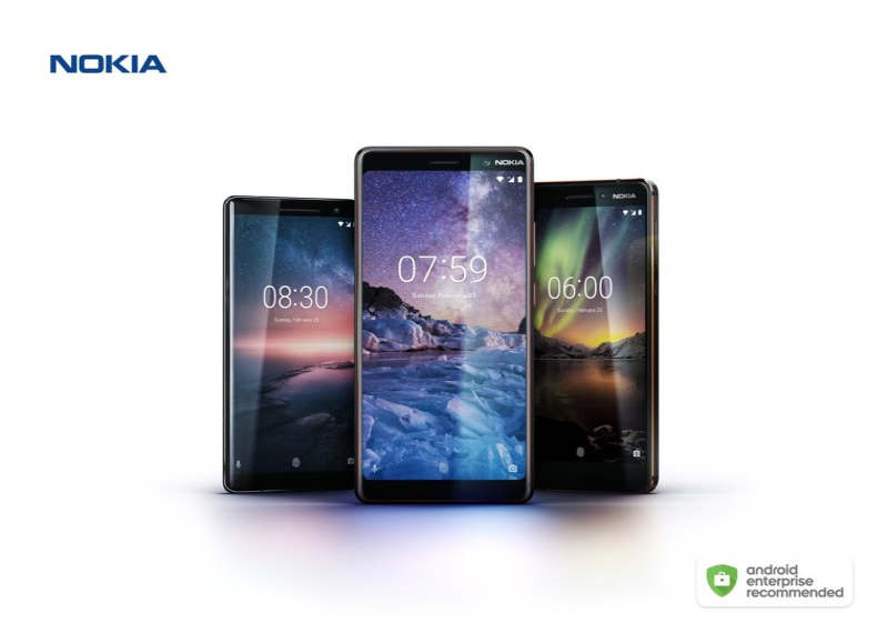 Nokia apoya Android Enterprise Recommended