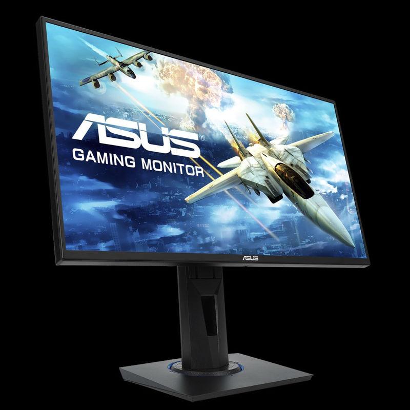 Asus VG255H, un monitor pensado para consolas
