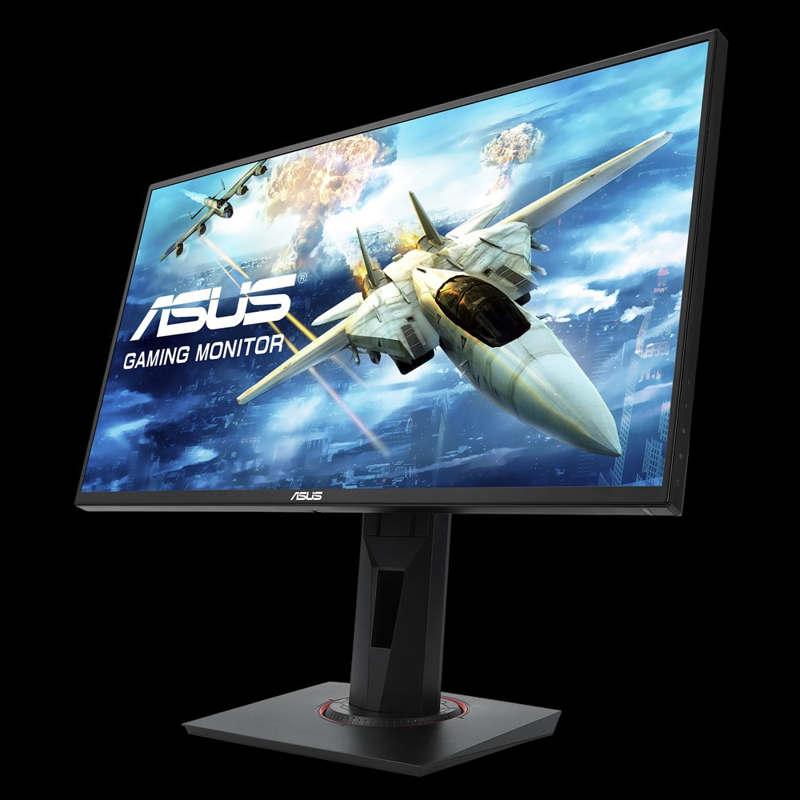Nuevo monitor Asus VG258Q con gran fluidez de imagen