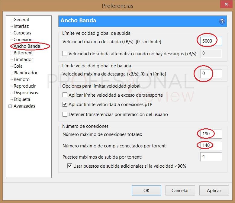 Cómo aumentar la velocidad de descarga en archivos Torrent