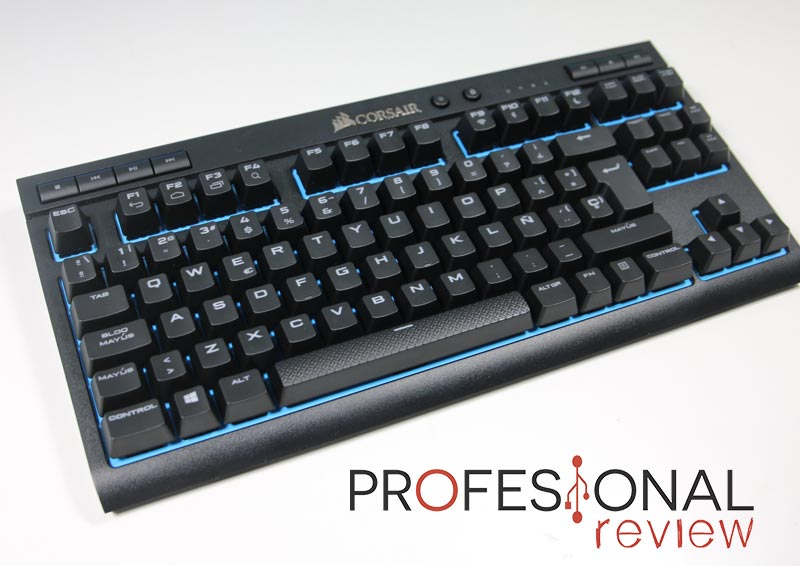 teclado corsair tkl