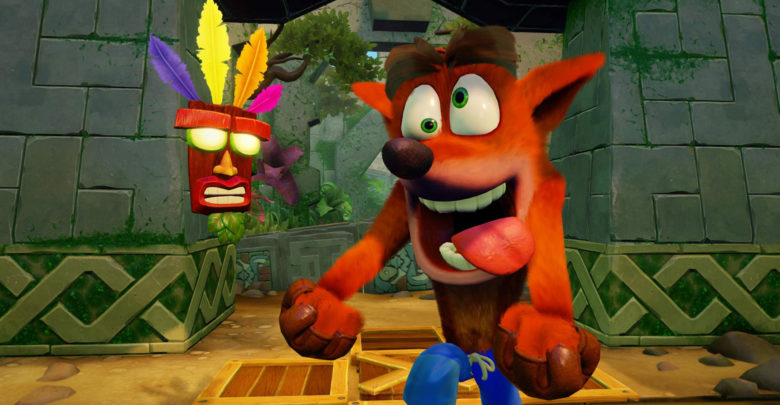Photo of Se confirma Crash Bandicoot N.Sane Trilogy para Nintendo Switch, PC y Xbox One