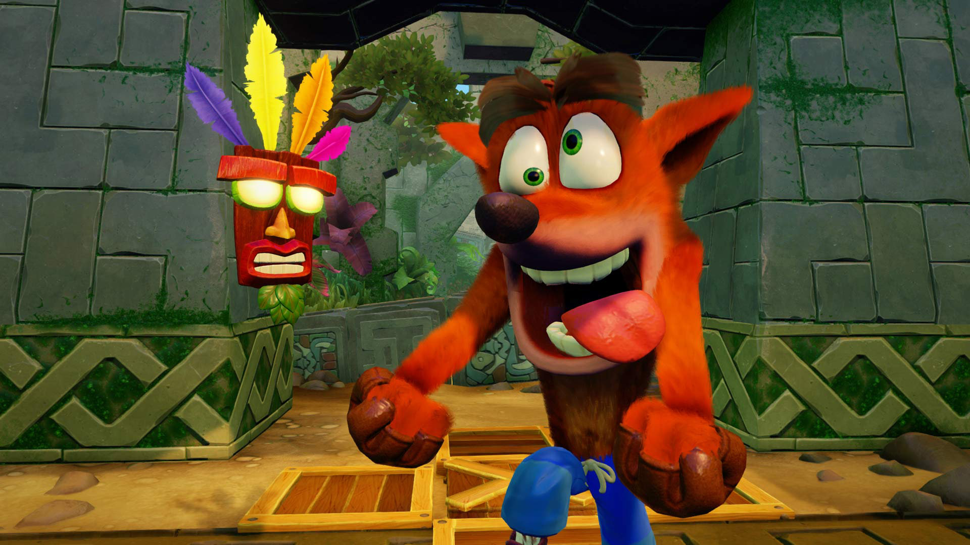Crash Bandicoot N.Sane Trilogy Steam, Xbox One y Nintendo Switch