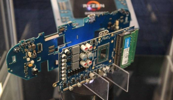 Photo of Nuevos detalles de Smach Z, la consola portátil basada en AMD Ryzen