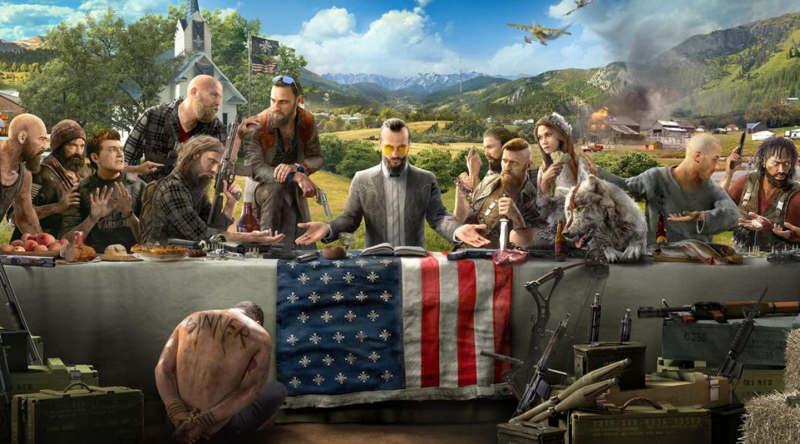 Far Cry 5 está bien optimizado en PC