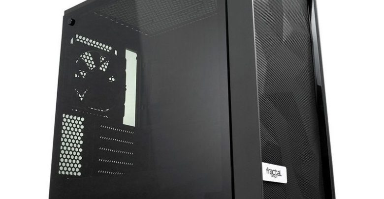 Photo of Fractal Design presenta la caja Meshify C Mini – Dark TG