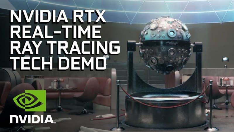 Futuremark muestra las capacidades de DirectX Raytracing
