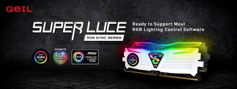 Super Luce RGB SYNC