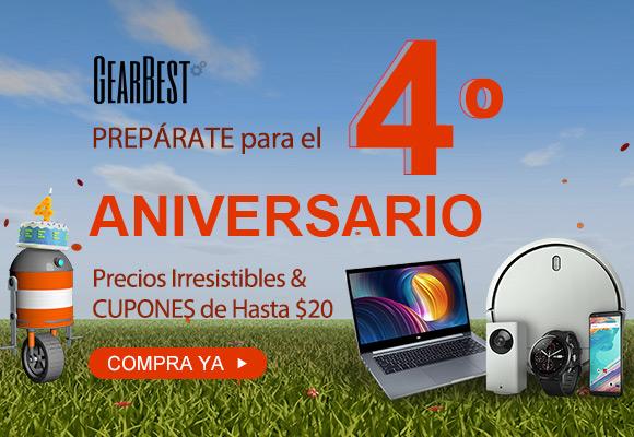 Photo of GearBest Ofertas 29 marzo: Descuentos en productos Xiaomi