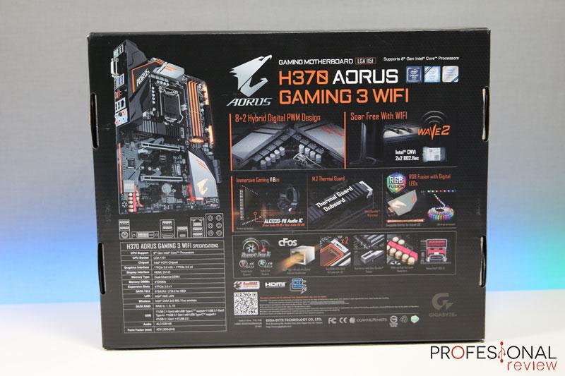 Gigabyte Aorus H370