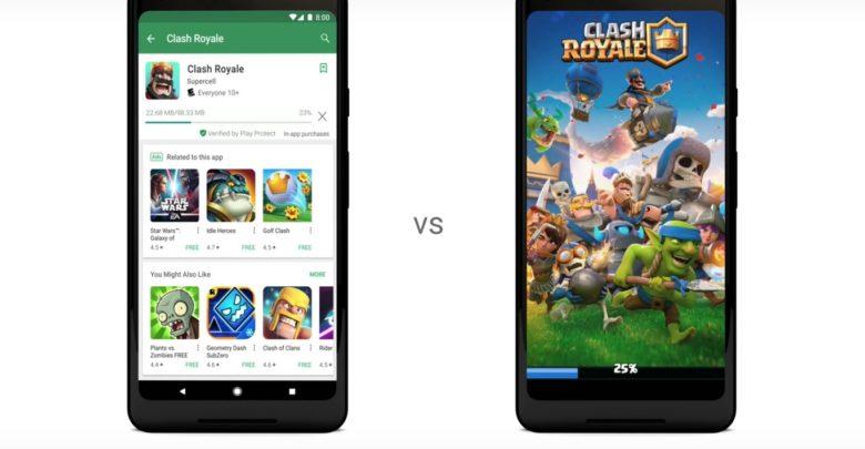 Photo of Google Play Instant: Prueba un juego antes de descargarlo