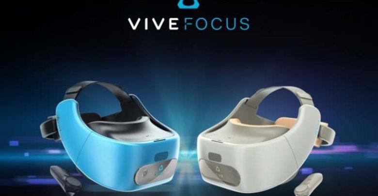 Photo of HTC da nueva información sobre el Vive Focus, su headset VR independiente
