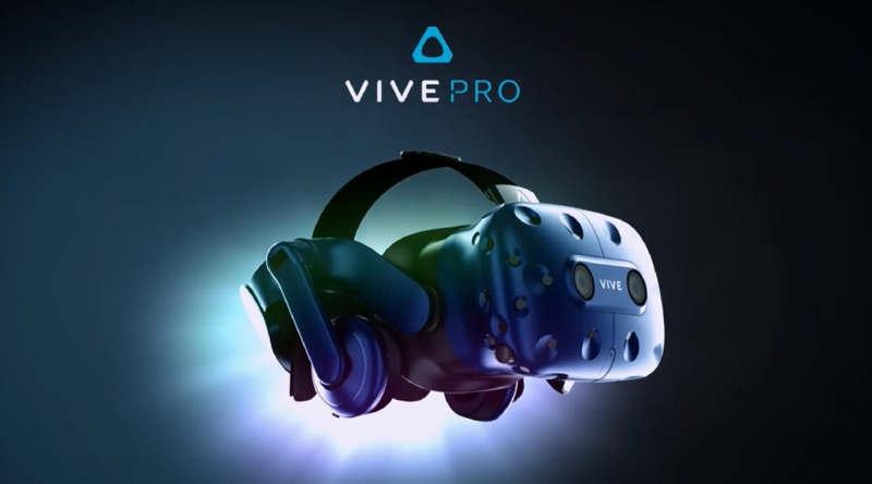 HTC Vive Pro sale a la venta en dos semanas