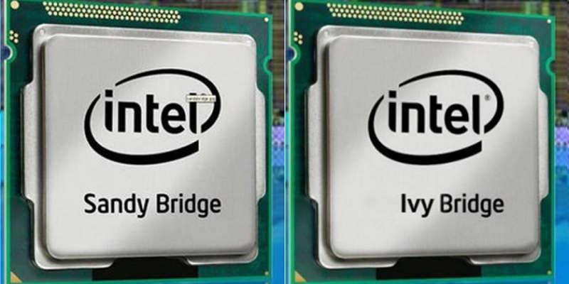 Ivy Bridge y Sandy Bridge ya tienen una solución para Spectre