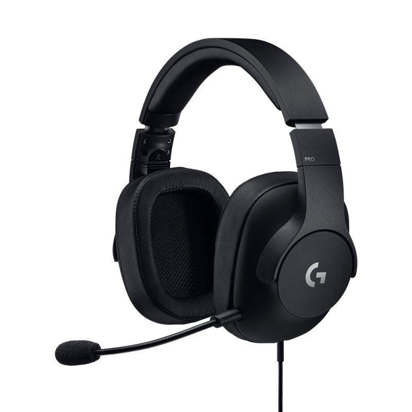 Logitech G Pro enfocado a la comodidad y la calidad de sonido