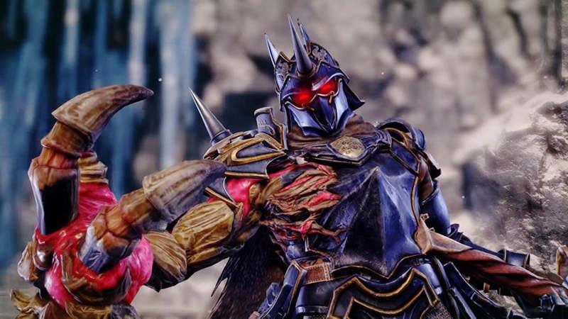 Nightmare vuelve en Soul Calibur VI