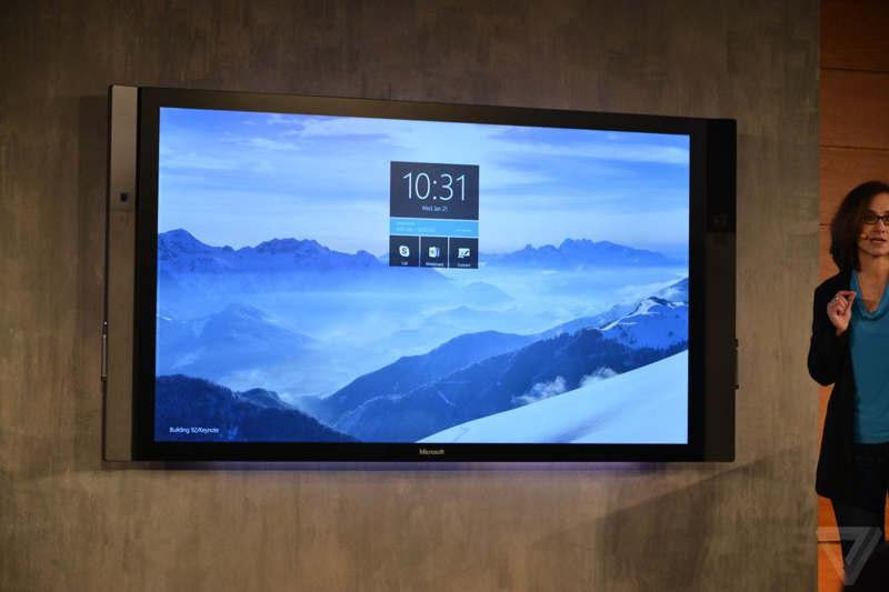 Nueva generación de Surface Hub
