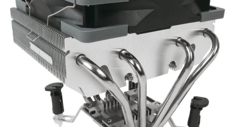 Photo of Nuevo disipador de altas prestaciones Scythe Choten con una altura de solo 120 mm