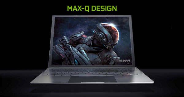 Qué es y para que sirve Nvidia Max-Q