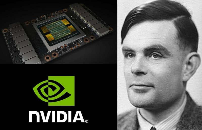 Nvidia Turing será mostrada en la GTC, fabricación en masa en el Q3