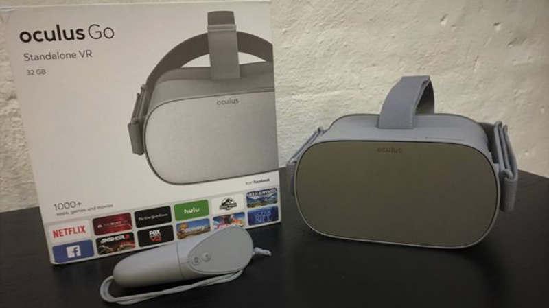 Oculus Go llegará en mayo por un precio de 199 dólares