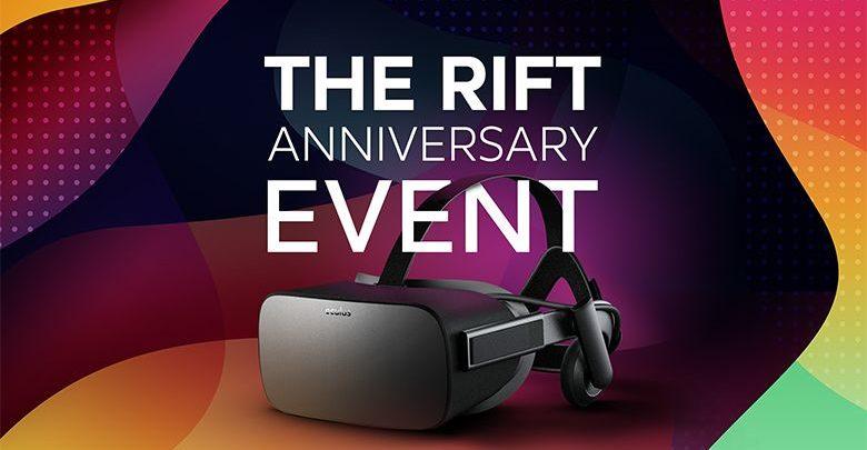 Photo of Oculus Rift celebra su segundo aniversario con regalos y descuentos