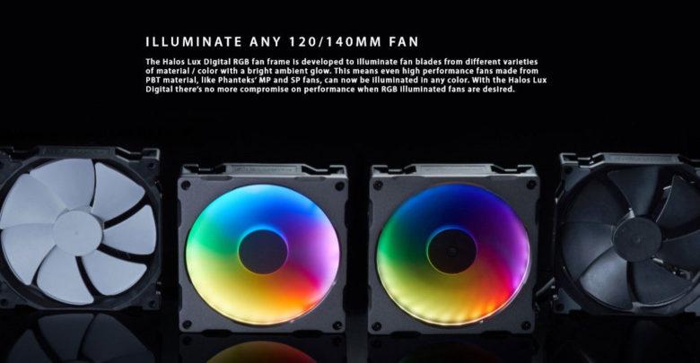 Photo of Phanteks anuncia sus nuevos productos con iluminación Digital RGB