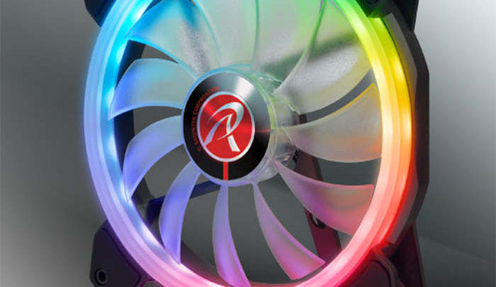 Photo of Raijintek anuncia sus nuevos ventiladores Iris 14 Rainbow RGB 140 mm