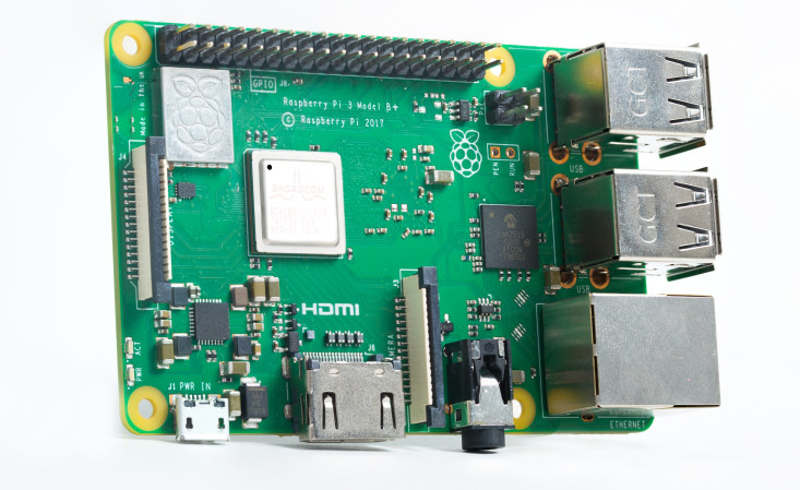 Raspberry Pi es un ordenador en miniatura perfecto para los proyectos Maker