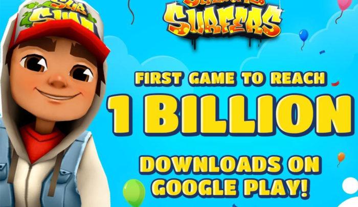 Photo of Subway Surfers: El primer juego en alcanzar los 1.000 millones de descargas en Google Play
