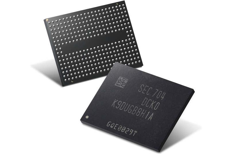 Samsung pierde 60.000 obleas de NAND